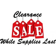 CLEARANCE-All Sales Final!