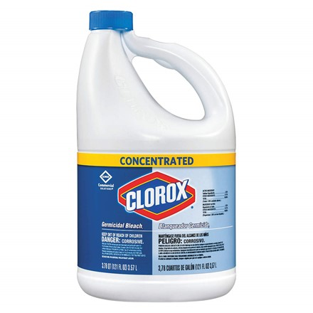 Clorox® Concentrated Germicidal Bleach SSCCLO-30966