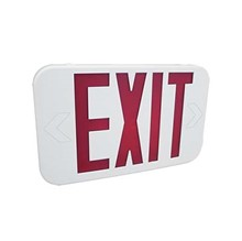 LED Exit Sign SSLSIM-DLR2RW