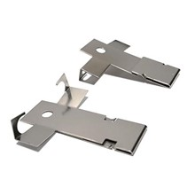 Mounting Clips for Recessed Housings (2-Pack) SSLNIC-MountingClip