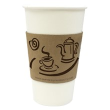 Hot Cup Sleeves (Case) SSJEHCS-1020
