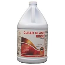 CLEAR Glass Rinse Liquid (Each) SSCWC-20141-04