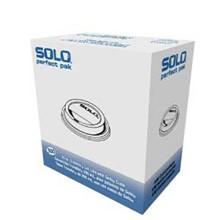 Dome Sipper White Hot Cup 10oz Lid (Case) SSJOFTL31-0007