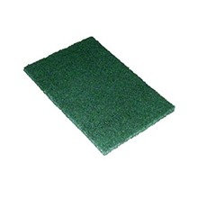 Sponge with Scrub Pad SSJPAD-745