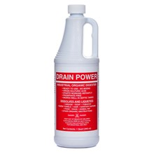Drain Power Sulfuric Acid - Qt(s) SSC-Drain Power